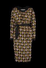 AW1920 541-M Ottoman Dress
