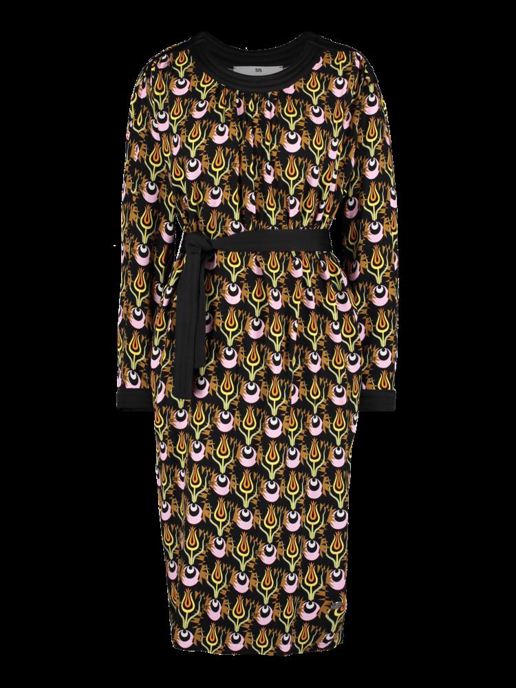 541-M Ottoman Dress