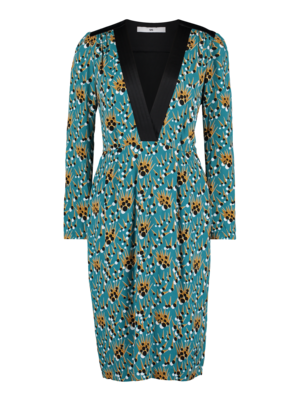 544-N Padded Lewis Dress