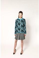 AW1920 320-J Pleat Skirt