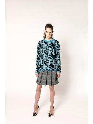 320-J Pleat Skirt
