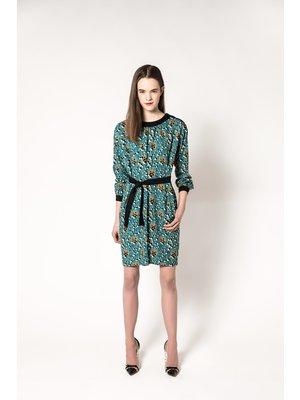 541-N Ottoman Dress