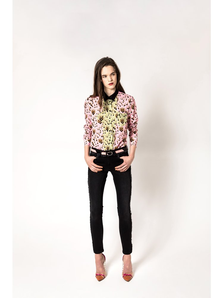 SIS by Spijkers en Spijkers blouse with different prints