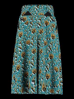 325-N Square Pocket Skirt