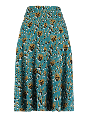 skirt with print