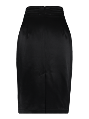 SIS by Spijkers en Spijkers pencil skirt with gloss