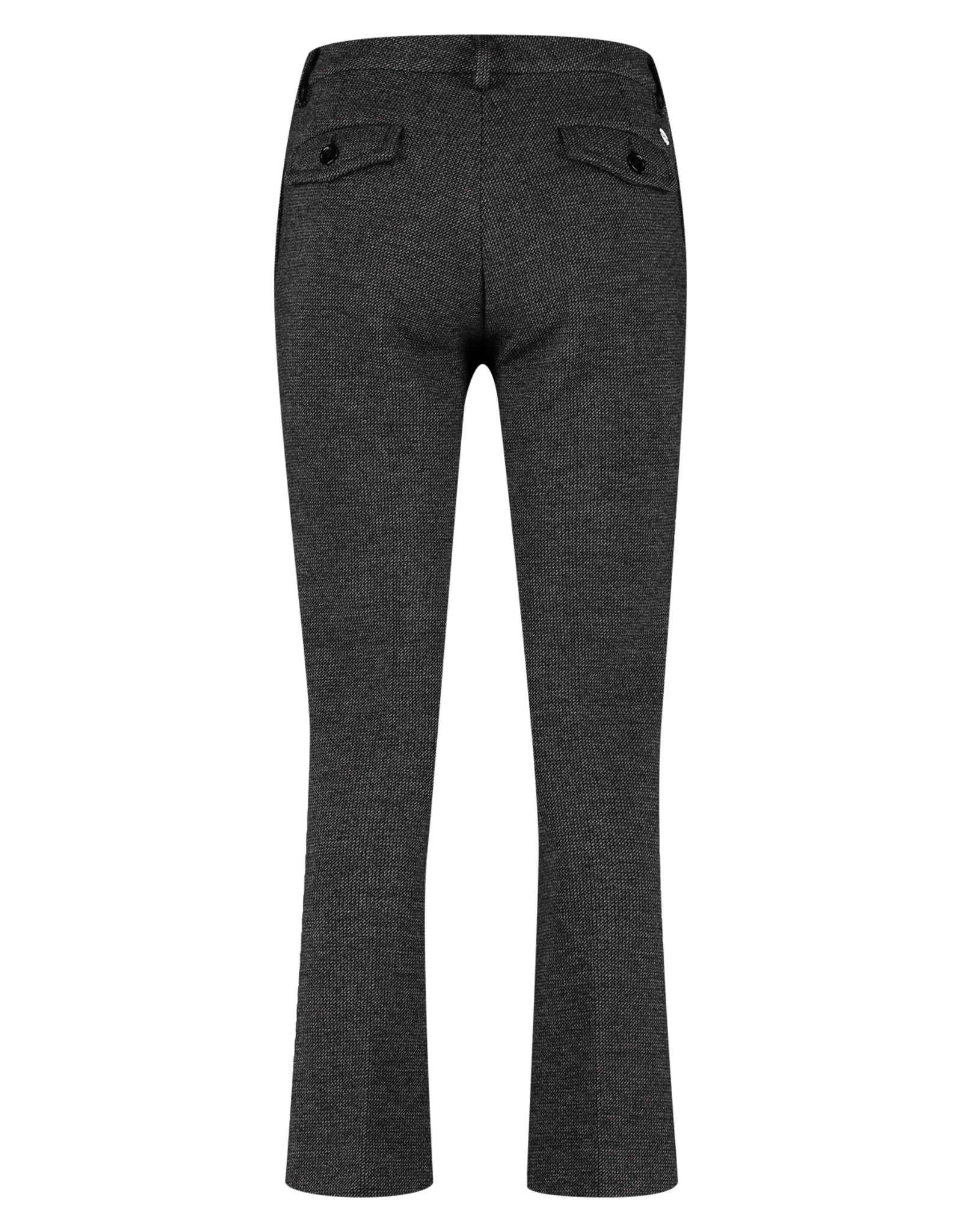 AW1920 203-Q Pintuck Flair Pants