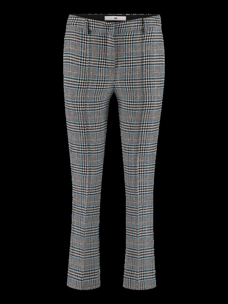 203-J Pintuck Flair Pants