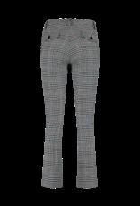 AW1920 203-J Pintuck Flair Pants