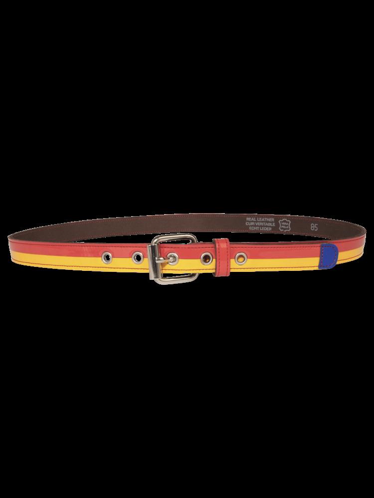 SS18-915 50 Horizon Stripe Belt