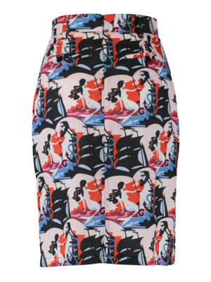 300 Waist Skirt