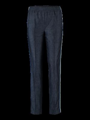 denim track pants
