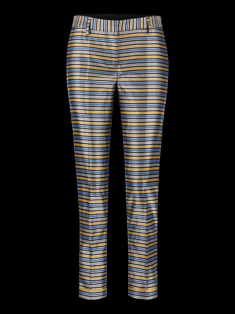 SIS by Spijkers en Spijkers satin pants with straight leg