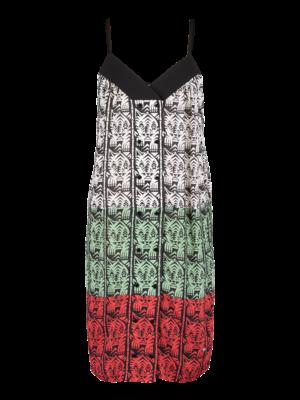 SS19 530-A Three Stripe Dress
