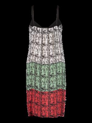 530-A Three Stripe Dress