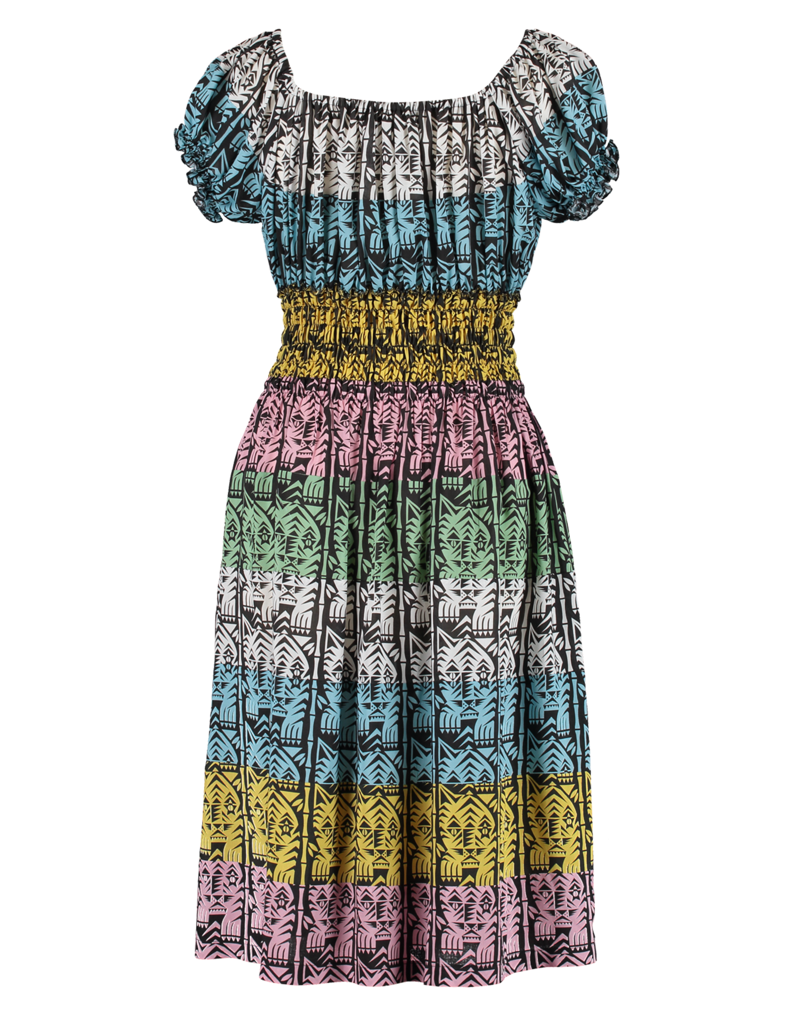 SS19 517-A Anna Stripe Dress