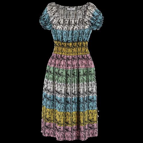 SS19 517-A Anna Stripe Dress