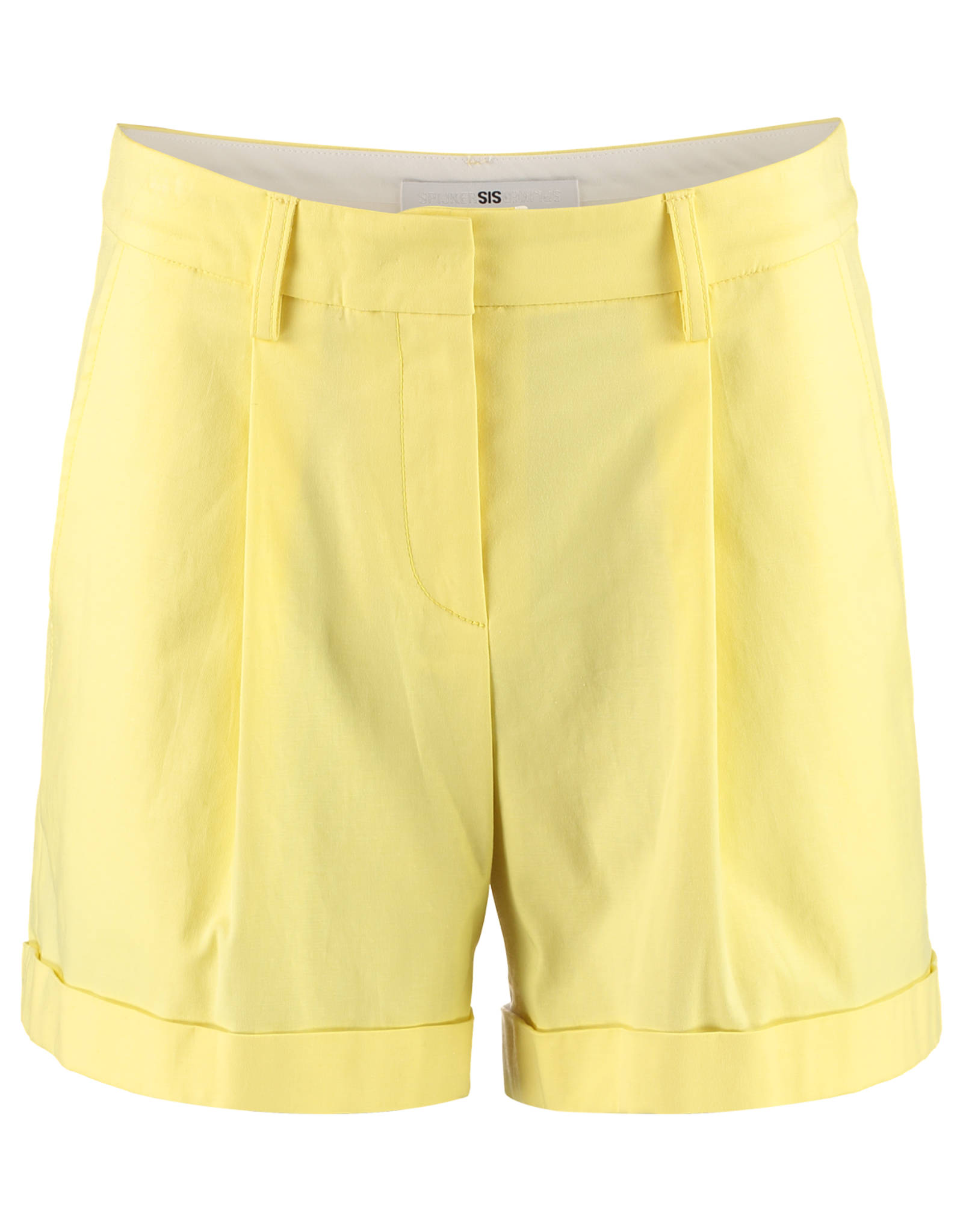 SS19 204-AN Pleat Shorts
