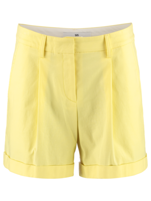 204-AN Pleat Shorts