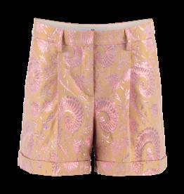 SS19 204-AH Pleat Shorts
