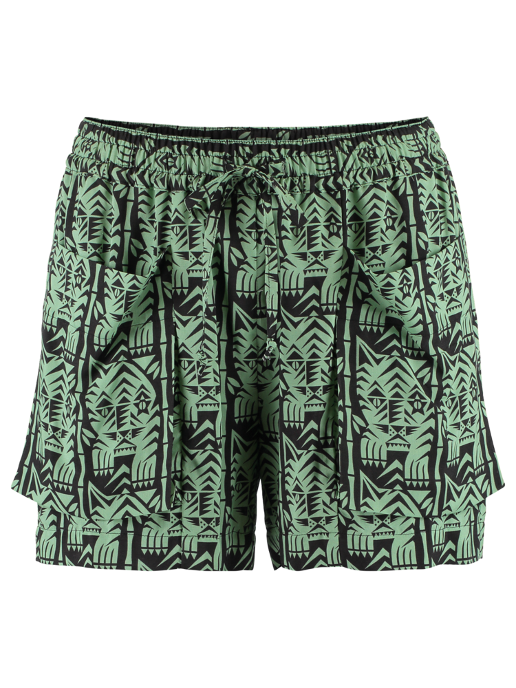 shorts with print