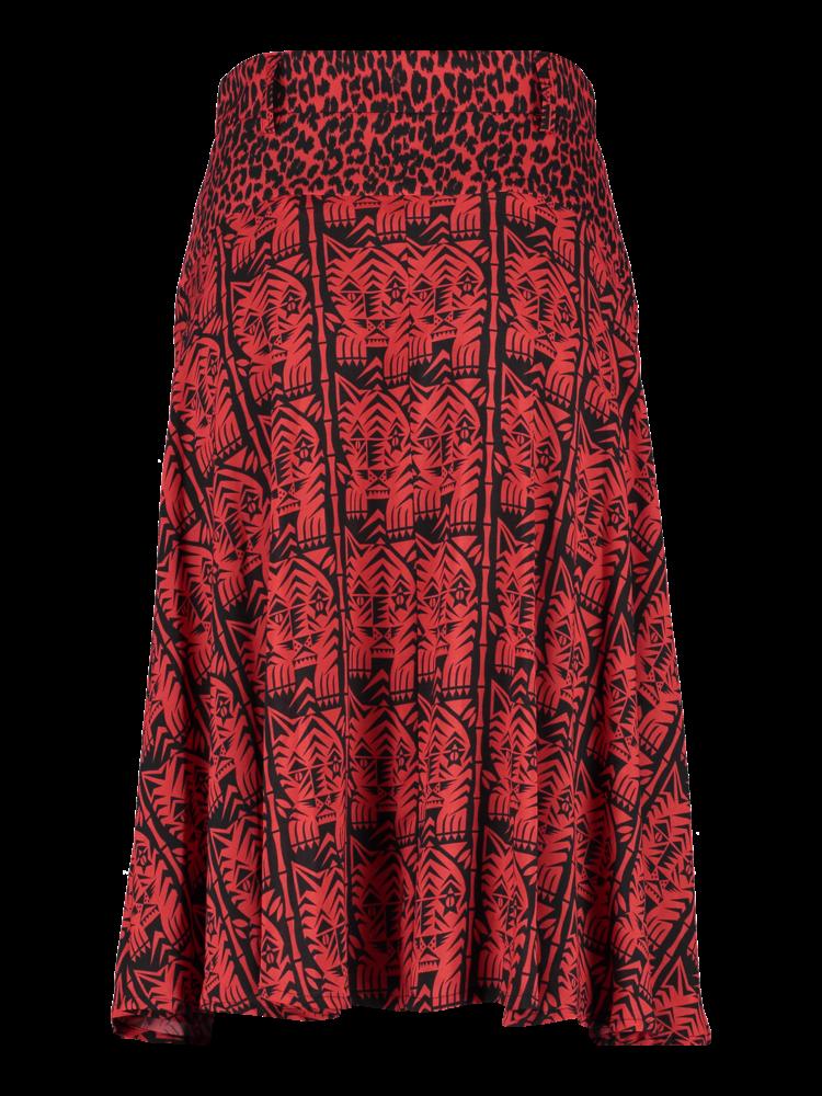 314-D Square Pocket Skirt