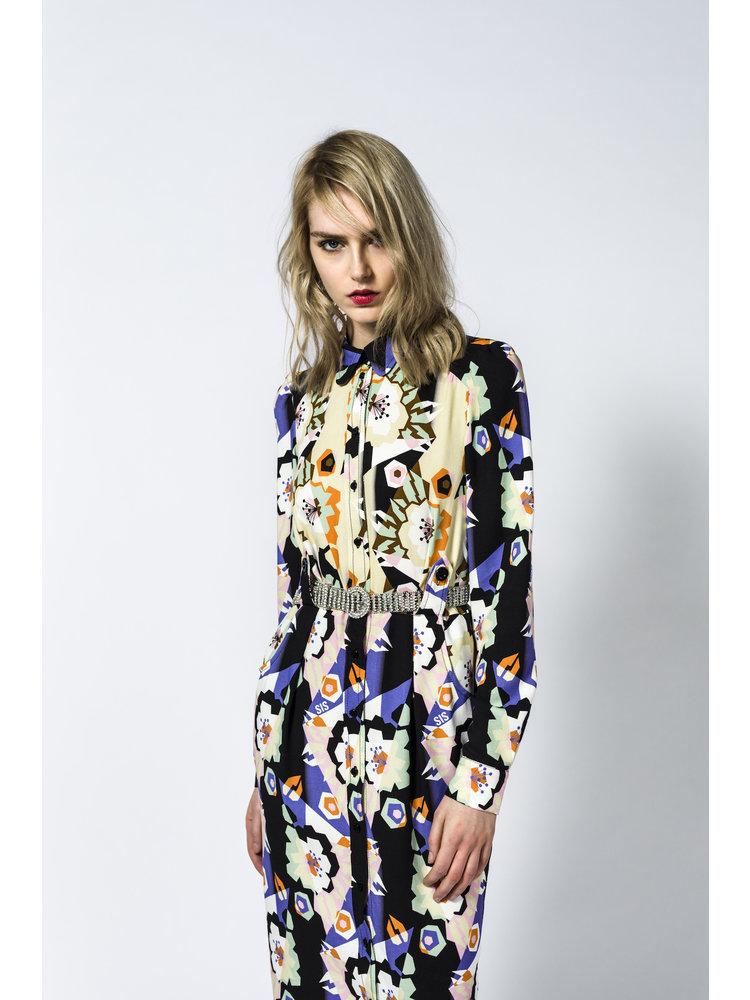 556-O Occult Dress