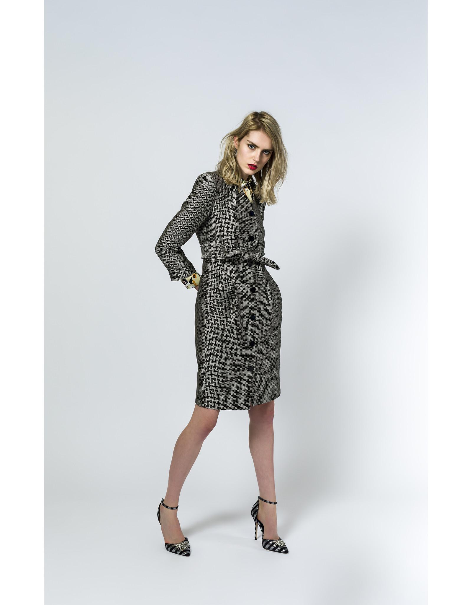 AW2021 445-BQ Bobby Coat