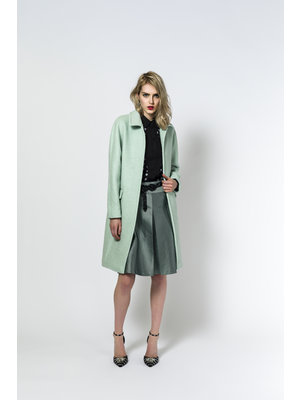 SIS by Spijkers en Spijkers coat with raglan sleeve