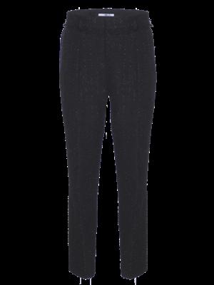AW2021 226B-AE One Pleat Fringe Pants