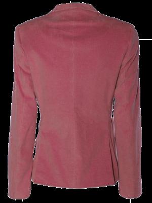 447-Y Diagonal Stripe Jacket
