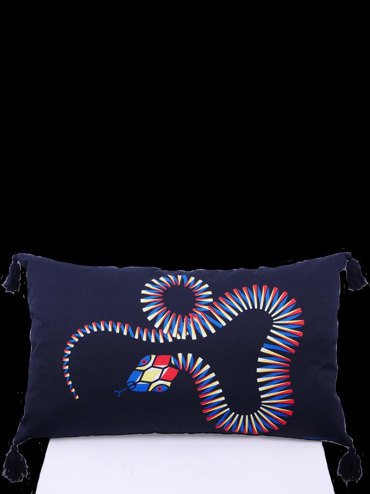 SIS by Spijkers en Spijkers Printed snake pillow