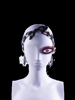 SIS by Spijkers en Spijkers Hairband in little star print
