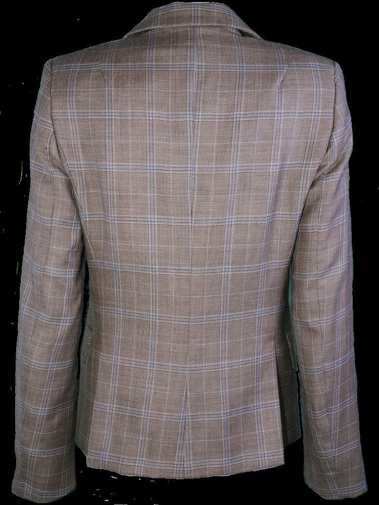 Waisted jacket short