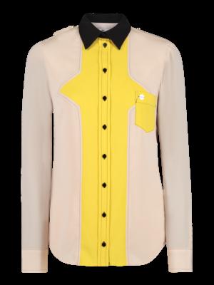 Sylvania Blouse Stone Yellow