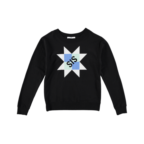 Star Print Sweat