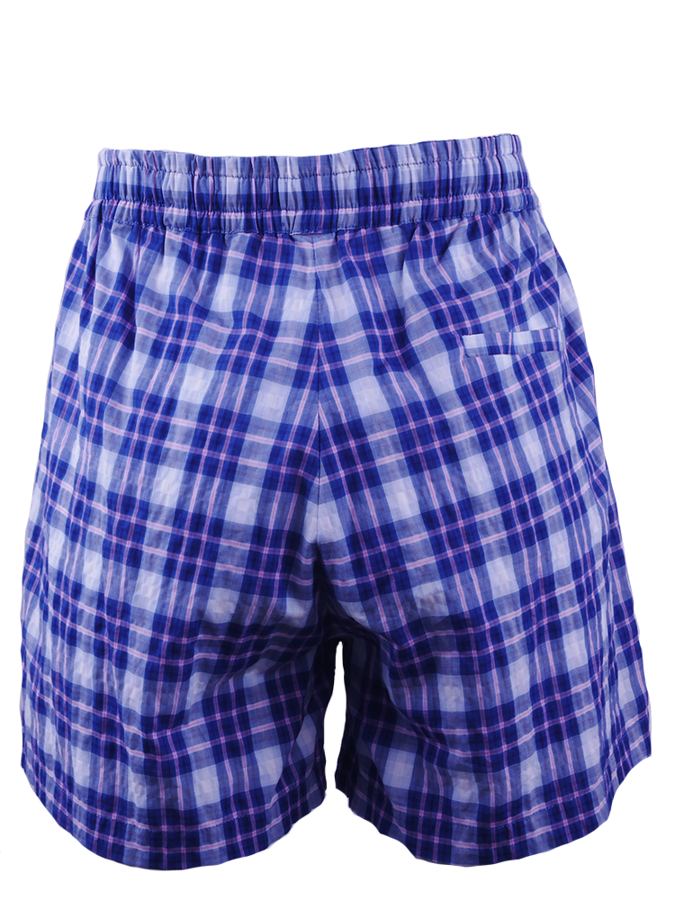 Tape Shorts blue