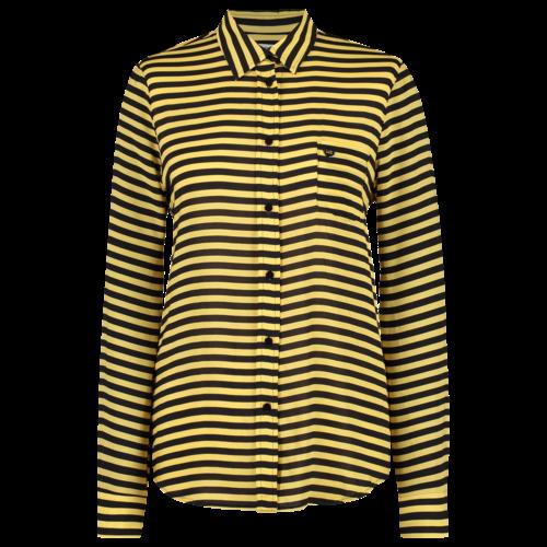Blouse Yellow Stripe