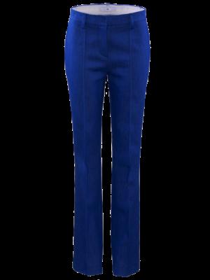 Long Flair Blue Denim