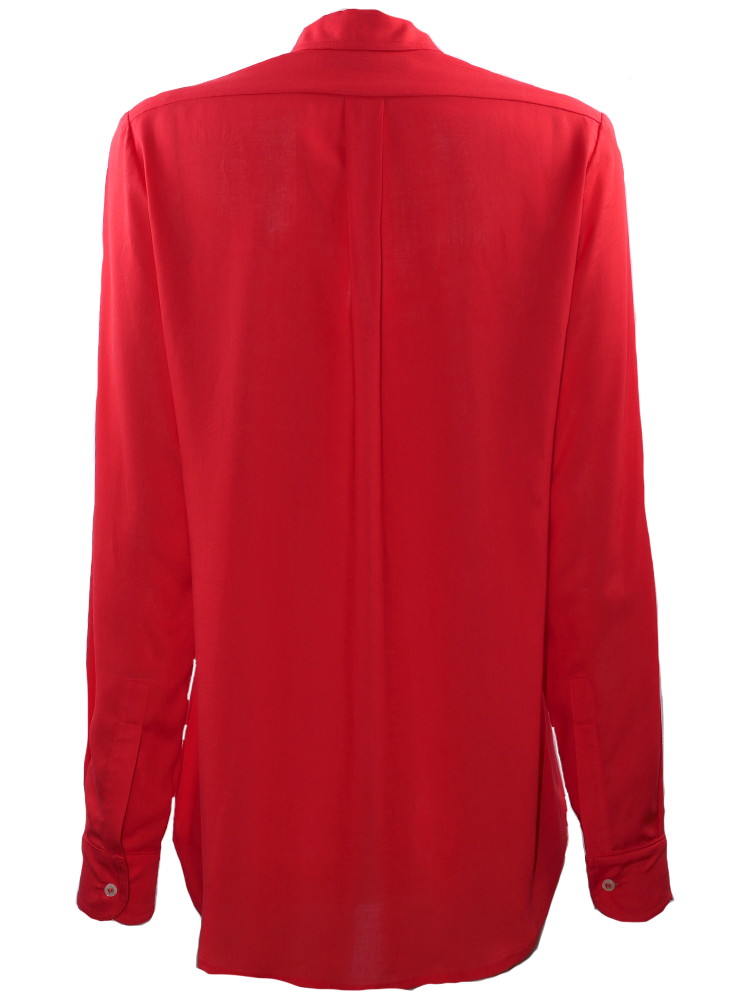 Cloud Blouse Red
