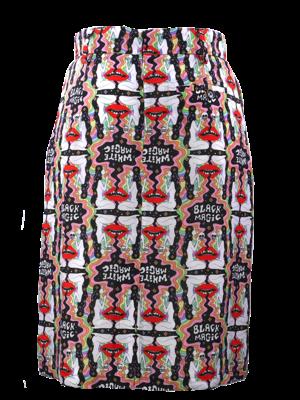 Waist Skirt Rainbow