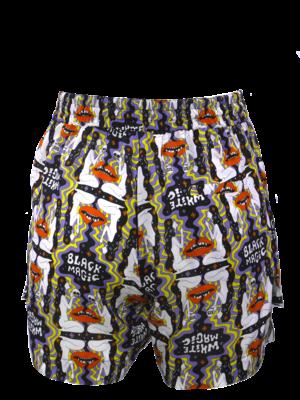 Pocket Shorts Purple Magic