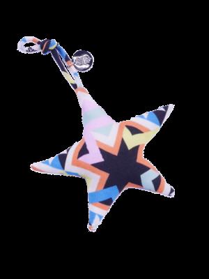 Keychain Star Big Star