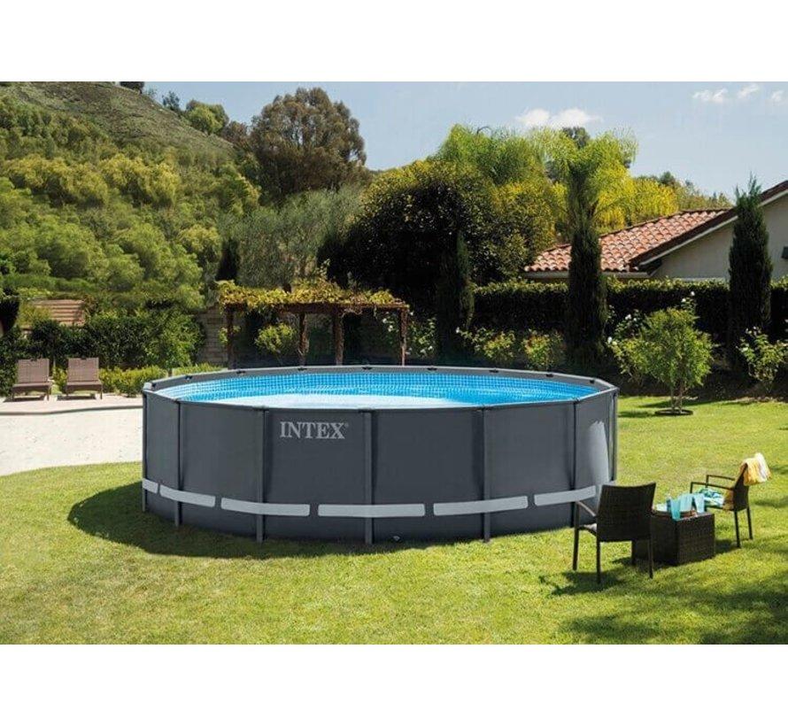 Intex Ultra XTR Frame zwembad 488x122 cm