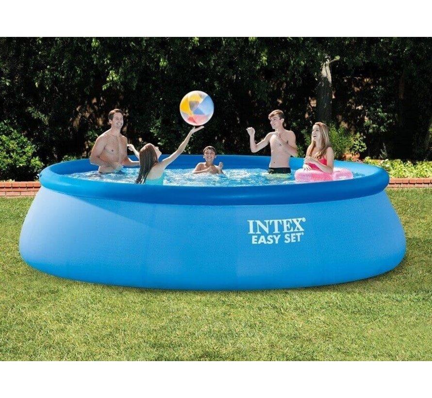 Intex Easy Set zwembad 457x107 cm