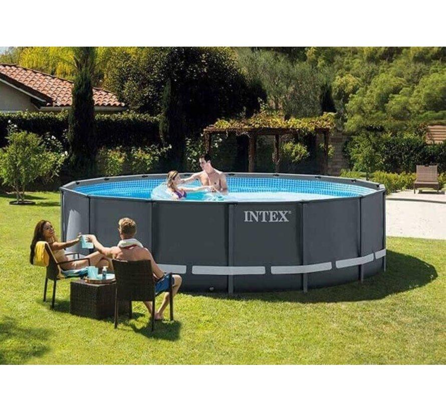 Intex Ultra XTR Frame zwembad 610x122 cm