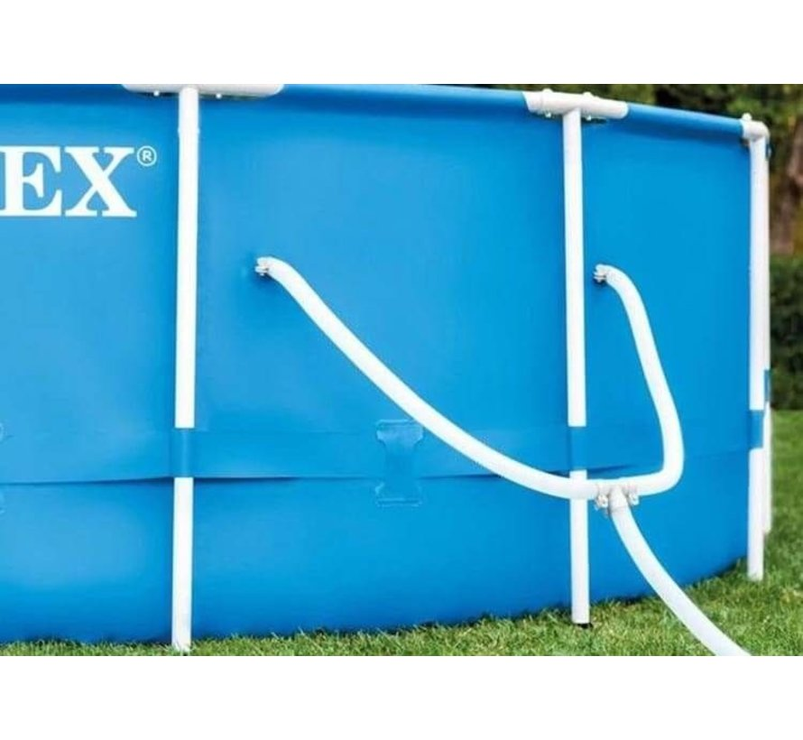 Intex Metal Frame zwembad 457x84 cm