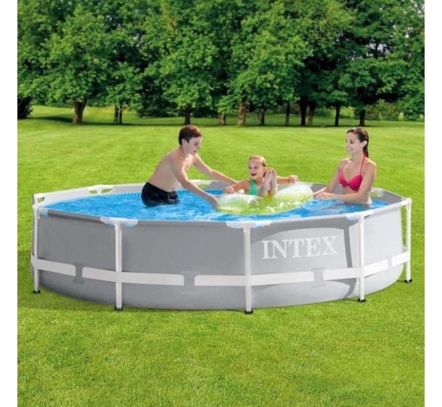 Intex Prism Frame zwembad 305x76 cm zonder pomp