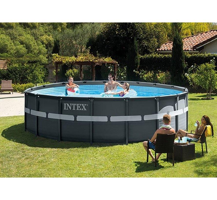 Intex Ultra XTR Frame zwembad 549x132 cm
