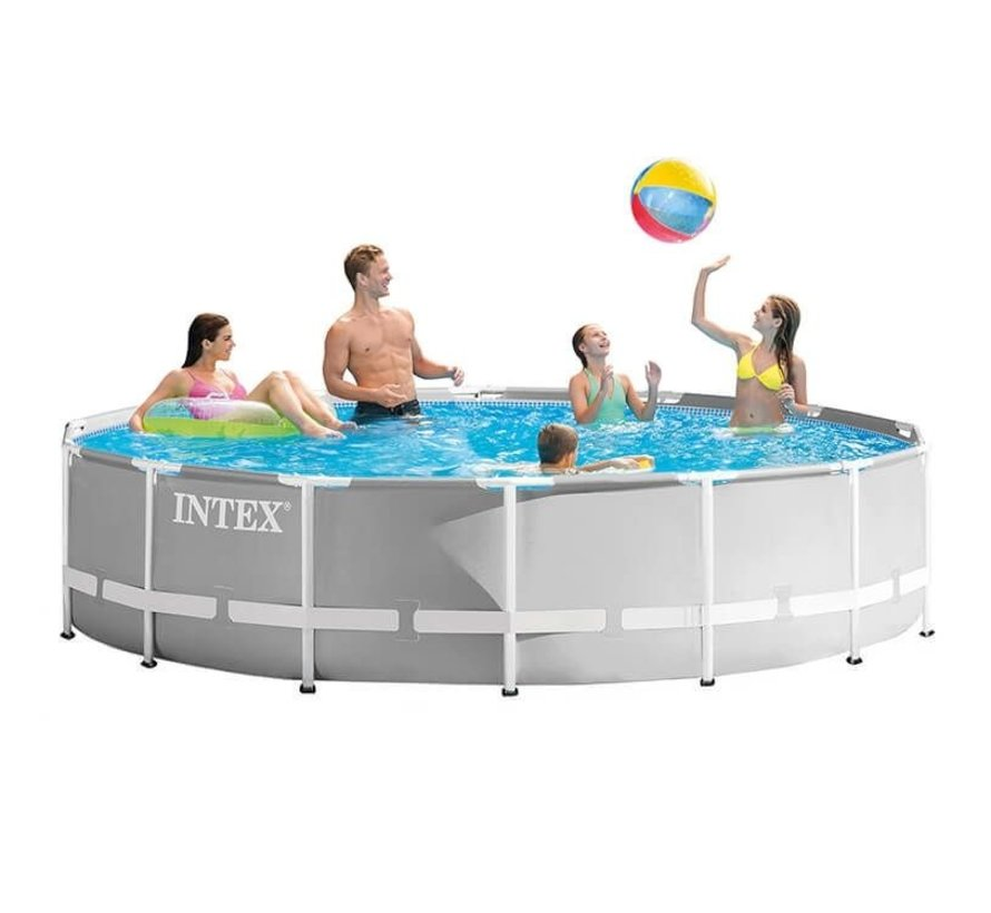 Intex Prism Frame zwembad 457x107 cm